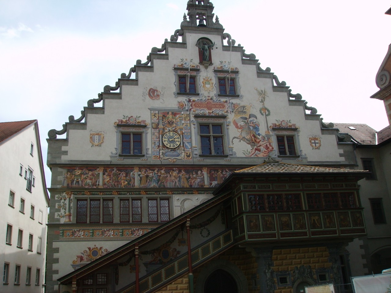 Town hall in Lindau